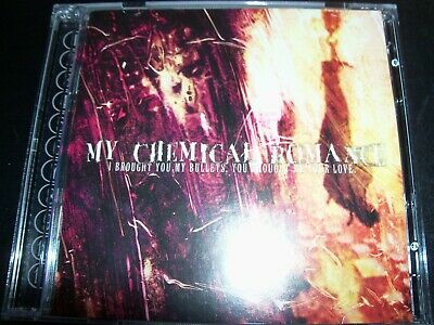 My Chemical Romance I Brought You My Bullets You Brought Me Your Love Rare CD