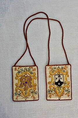 Scapular of Our Lady of Mount Carmel chalice vestment cope