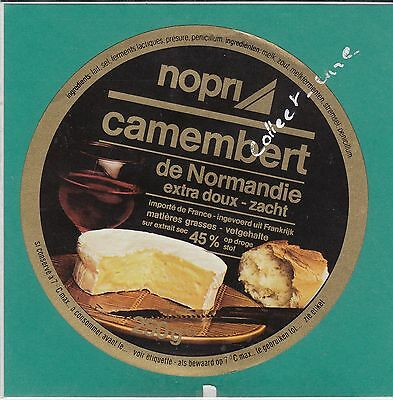 H46 Fromage Camembert Normandie