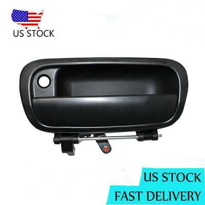 For 2000-06 TUNDRA Tail Gate TAILGATE HANDLE Black Textured Toyota Pickup Truck