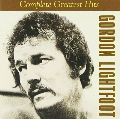 Gordon Lightfoot - Complete Greatest Hits CD NEW