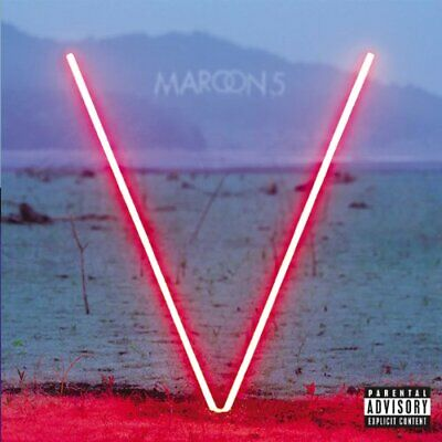 Maroon 5 - V (Deluxe Edition) CD NEW