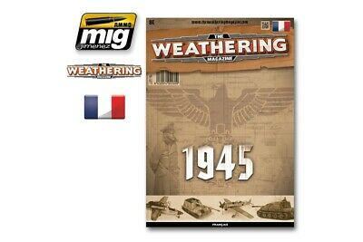 AMMO BY MIG A.MIG-4260 The Weathering Magazine 11 1945 French