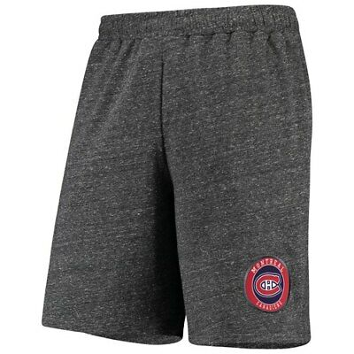 newest a24be 8313a Concepts Sport Montreal Canadiens Charcoal Pitch Jam Shorts