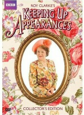 Keeping Up Appearances: The Complete Series (10 Disc Collectors Edition) DVD NEW