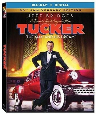 Tucker: The Man and His Dream (30th Anniversary Edition) BLU-RAY NEW