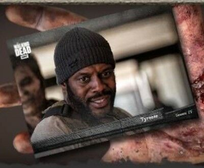 EPOCH TYREESE Topps Walking Dead Digital Card Trader WAVE 3 #4 MARATHON