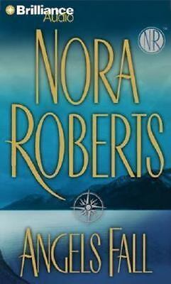 Angels Fall by Nora Roberts (2007, CD, Abridged)