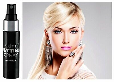 Technic Setting Spray Makeup Fixing Spray Fresh Look Make up Setting Spray 31ml