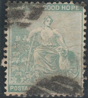 Cape of Good Hope (South Africa) 1893 (Used)