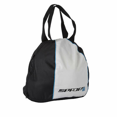 Spada Motorcycle Helmet Lined Storage Bag With Visor Pocket