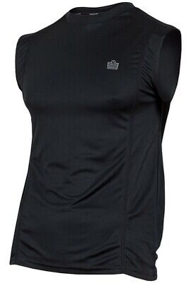 Admiral Mens Black Sleeveless Training Top - Sizes - XSmall / Small