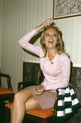 Hayley Mills candid laughing 24X36 Poster