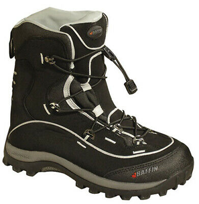 Softm004 Bk1 13 Baffin Snosport Boot/black Size 13