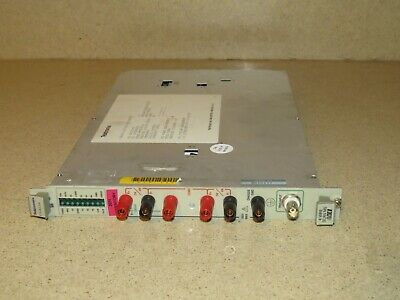 Tektronix Vx4234 Digital Multimeter Module (Tp44)