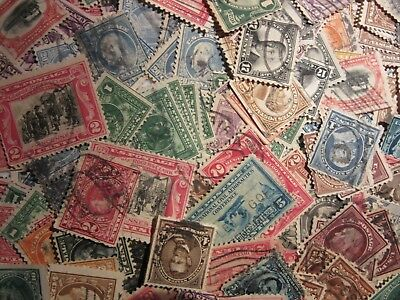 OLD USA Used Postage Stamp Lot from about 1880 to 1980 Please Read FREE SHIPPING