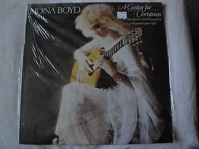 Liona Boyd A Guitar For Christmas Vinyl Lp 1981 Cbs What Child Is This?, Canada
