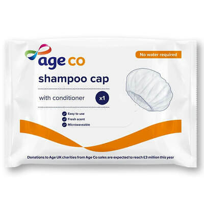 Age Co Shampoo Cap With Conditioner
