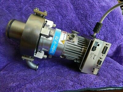 Varian Turbo-V 70 9699357S015 Pump with 9698970M003 Pump Controller