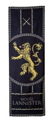 Game of Thrones House Sigil Lannister Door Banner