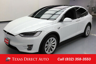 2018 Tesla Model X AWD 75D 4dr SUV Texas Direct Auto 2018 AWD 75D 4dr SUV Used Automatic AWD