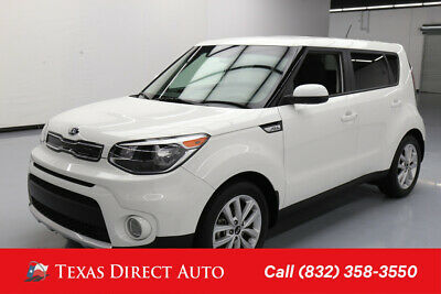 2018 KIA Soul + Texas Direct Auto 2018 + Used 2L I4 16V Automatic FWD Hatchback