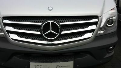 Mercedes Benz Sprinter Facelift Year 2013> Front Grill 5 pcs. S.Steel