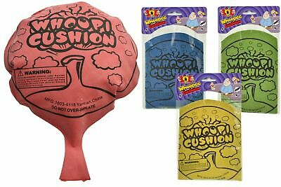 """8"""" Large Whoopee Cushion Fart Noise Whooppee Joke Prank Funny Whippy Toy Whoopi"""