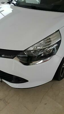 Renault Clio Year 2012 >  Front Lamp Sill 2 Pcs. S. Steel