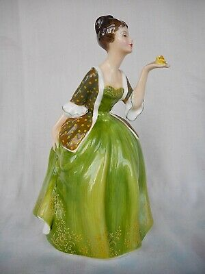 Royal Doulton Beautiful Figurine  ~ Fleur - HN2368 - Early Excellent Condition !