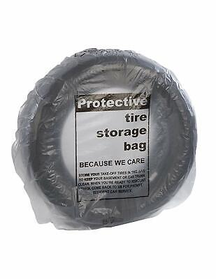 Tire-Mate 41-110 Roll of 100 SUV Sized Heavy Duty Tire Storage Bag