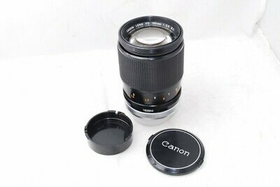 (6115) Canon FD 135mm F2.5 S.C. SC MF Lens from JAPAN, EXC+!!