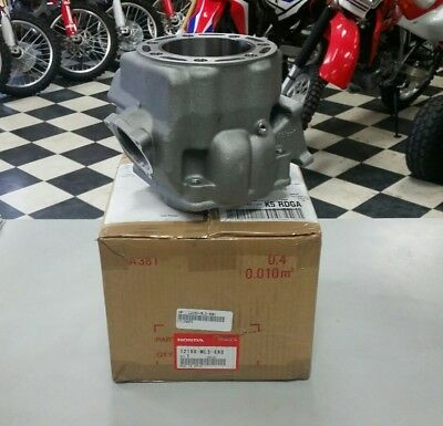 OE Honda Cylinder for 1989-2001 CR500R #12100-ML3-680 IN STOCK NOW