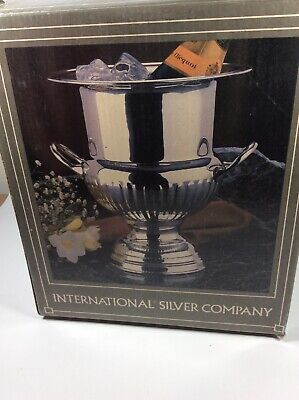International Silver Company Plated Champagne Ice Bucket