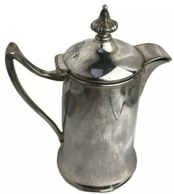 Reed & Barton Vintage Silver Plated Syrup Pitcher - 167L Vintage Syrup Pot