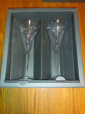 Waterford Crystal - The Millenium Collection - A Toast to the Year 2000 #stn