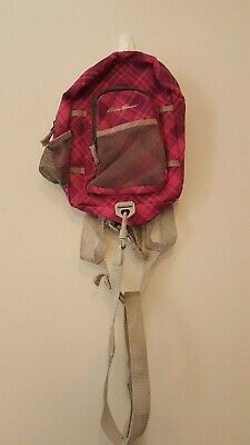 Eddie Bauer Toddler Harness Backpack w/ Removable Strap. Excellent Condition!