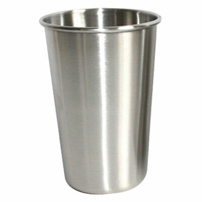 Stainless Steel Cups Mug Shot Cover Case Coffee Tea Beer Camping Tumbler new