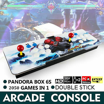 Pandora Box 6s 2060 in 1 Retro Video Games Double Stick Arcade Console