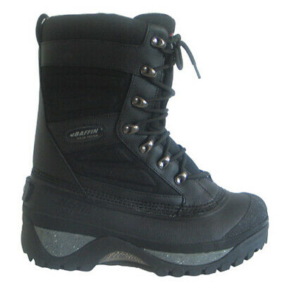 4300-0160-001 (7) Baffin Crossfire Boots-Black-Mens Size 7