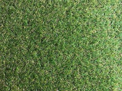 Synthetic grass high quality landscapers left over 12m x 1.4 m 20 ml thick- new