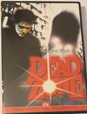 THE DEAD ZONE DVD Christopher Walken, Martin Sheen - $7 64