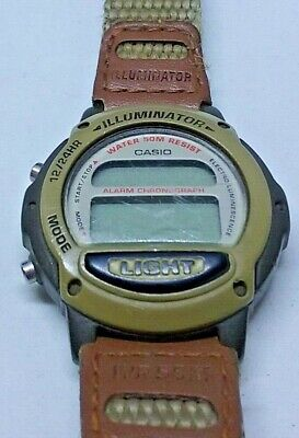 Women's Casio Illuminator Digital Watch LW-22H Alarm Chrono Water Resistant 50m