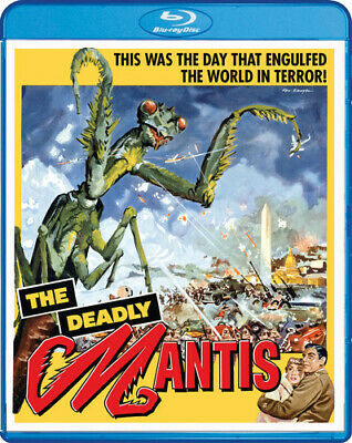 The Deadly Mantis [New Blu-ray] Widescreen