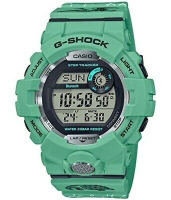 2019 NEW CASIO watch G-SHOCK SHICHI-FUKU-JIN Fukuzukuju GBD-800SLG-3JR Men's