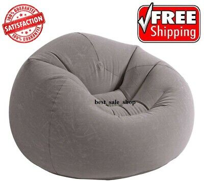 Excellent 42X41X27 Inflatable Bean Chair Beanless Bag Kids Adults Dailytribune Chair Design For Home Dailytribuneorg