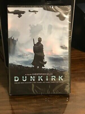 Dunkirk (DVD, 2017) Brand New / Factory Sealed!