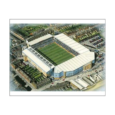 "8651767 10""x8"" (25x20cm) Print Highfield Road Art - Coventry City..."