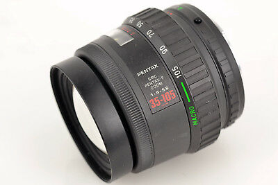 SMC Pentax F ZOOM 35-105mm 4-5.6 from Japan