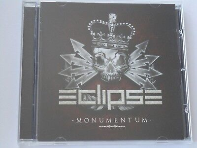 Eclipse - Monumentum (2017) Like New, Multipage Booklet